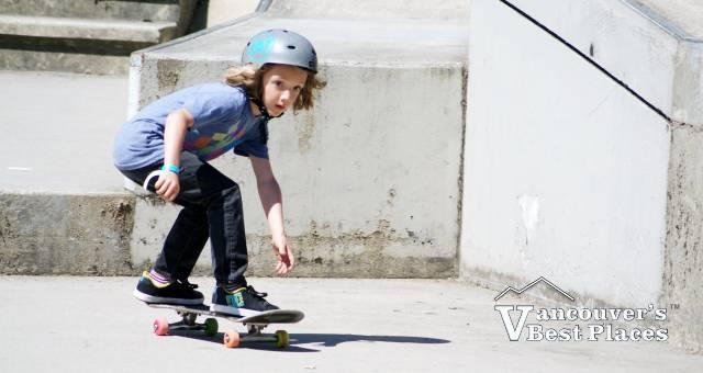 CityFest Skateboarder