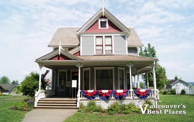 House at Stewart Farm