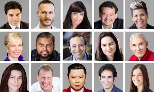 TEDxStanleyPark 2016 Speakers