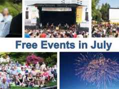 Free Events in July