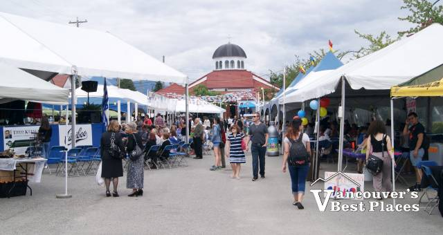 Greek Summerfest in Vancouver