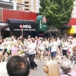 Pride Parade on Denman