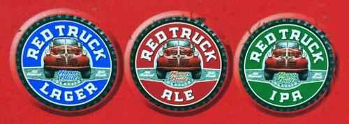Red Truck Beer Logos