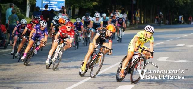 Tour de Delta Women