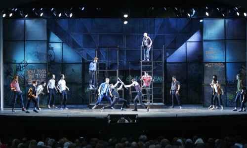 West Side Story Gangs (Tim Matheson)