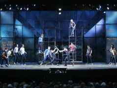 West Side Story Gangs (Tim Matheson)
