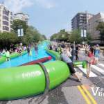 Slide the City on Lonsdale