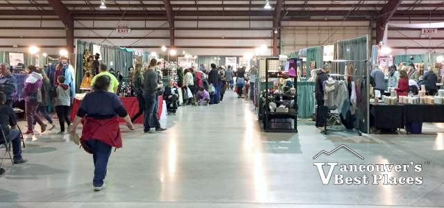Christmas Craft Fair at Heritage Park