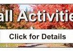 Vancovuer Fall Activities