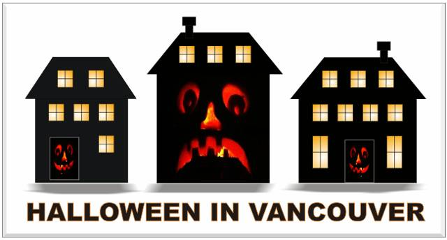 Haunted Houses in Vancouver