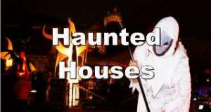 Lower Mainland Haunted Houses