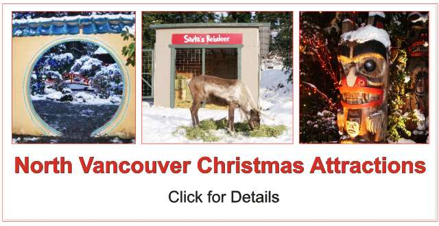 North Vancouver Christmas Activities