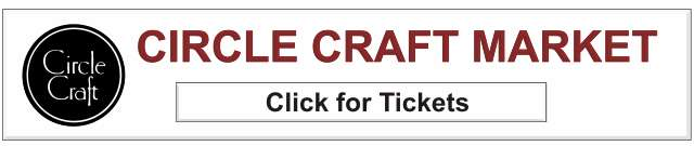 Circle Craft Market Tickets