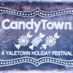 Yaletown Candytown Ice Sculpture