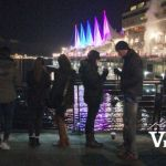 Canada Place Silhouettess