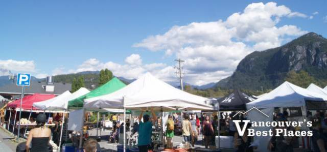 Squamish Farmers Market