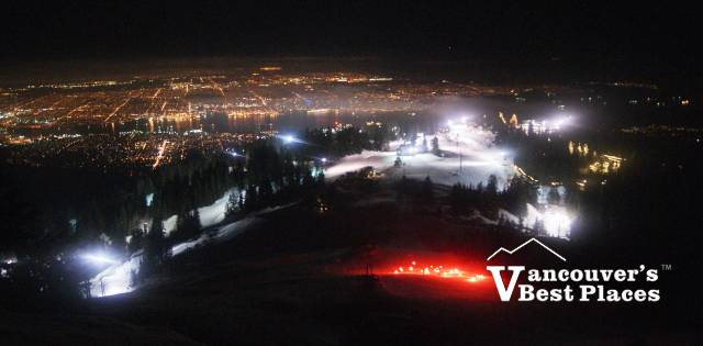 Grouse Mountain 24 Hours of Winter