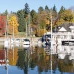 Stanley Park Rowing Club in Fall