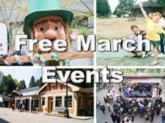 Free March Events