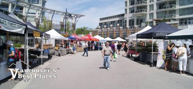 White Rock Summer Farmers Market