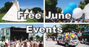 Free Vancouver Events in June