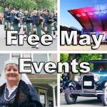 Free May Events