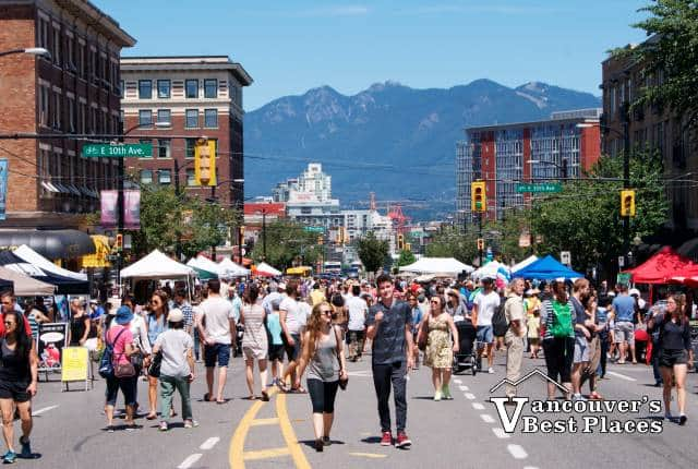 Car Free Day on Main Street