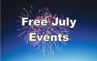 Free July Events