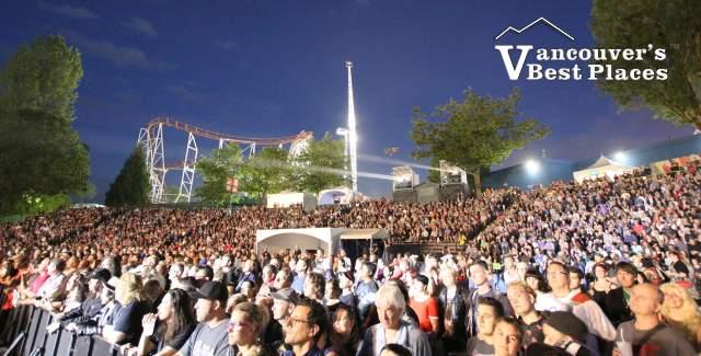 PNE Concerts
