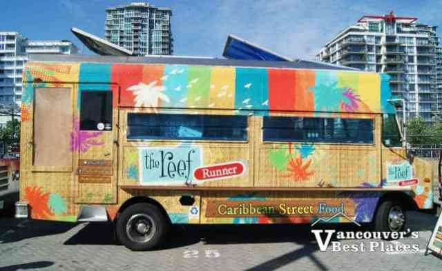 The Reef Runner Food Truck