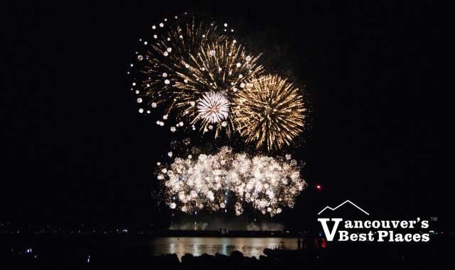 Celebration of Light Fireworks Finale