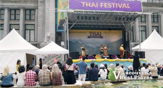 Thai Festival Stage