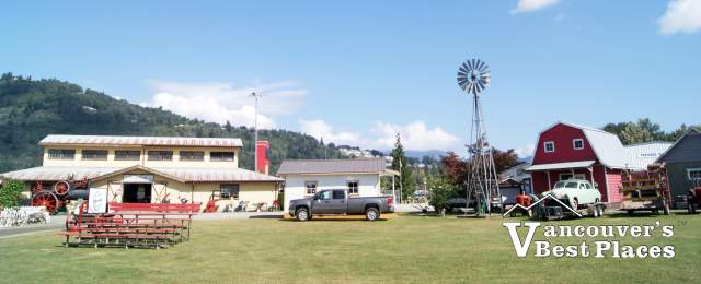 Atchelitz Pioneer Village