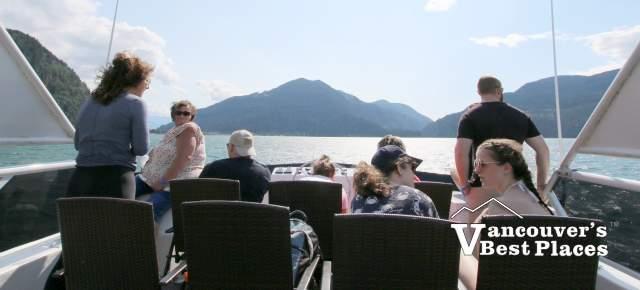 Harrison Lake Boat Cruise