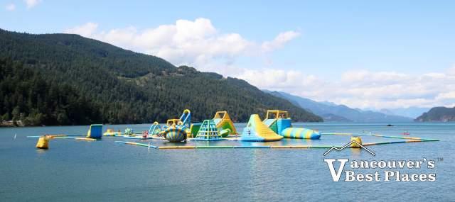 Harrison Lake and Watersports Facility