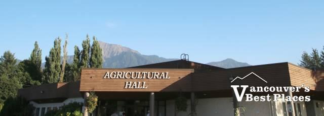 Agassiz Agricultural Hall