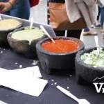 Food at Market Mexico