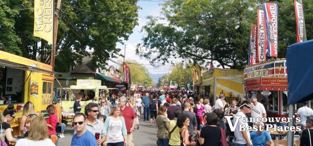 Fort Langley Food Truck Festival