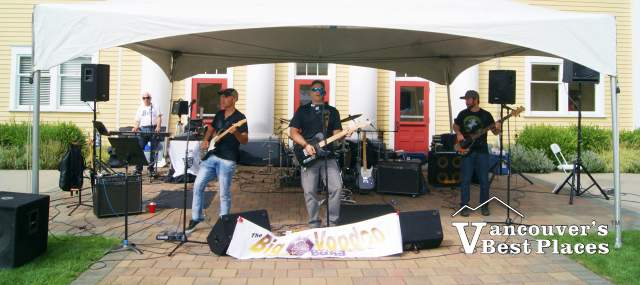 Live Music at Fort Langley