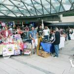 Market Mexico Vendors at Robson Square
