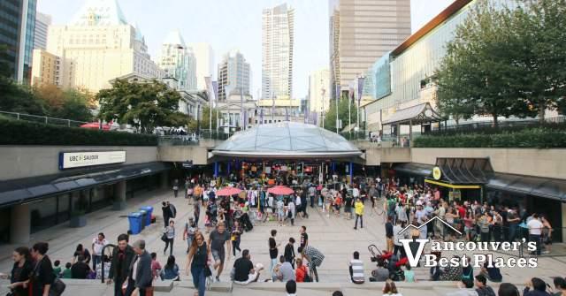 Market Mexico at Robson Square