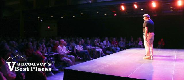 Obit Play at Vancouver Fringe Festival