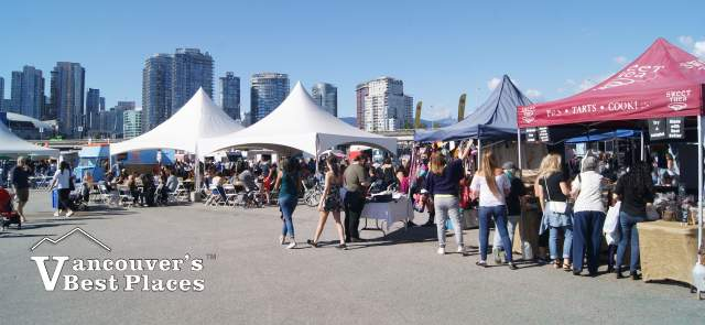 Food truck festival vancouver 2017