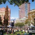 Victory Square Block Party