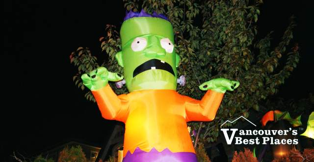 Haunted House Bart Simpson