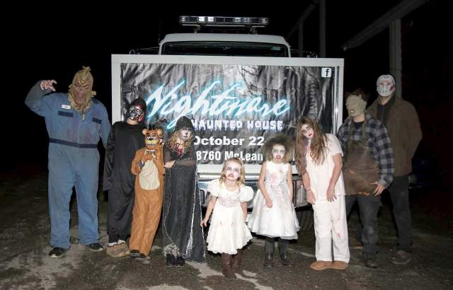Mission Haunted House