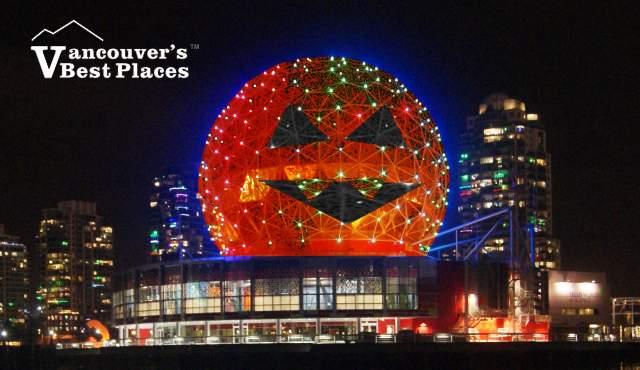 Science World Halloween Ball