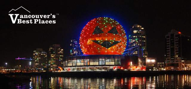 Science World at Halloween
