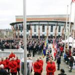 Surrey Remembrance Day Venue