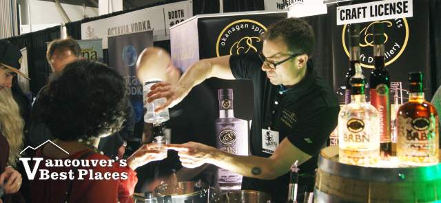 Okanagan Spirits Distillery at Hopscotch Festival